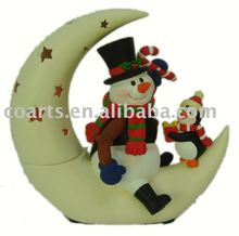 2015 new products customized resin gift christmas ornament