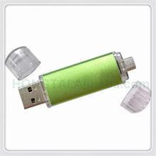 OTG Smartphone USB pendrive dual memory