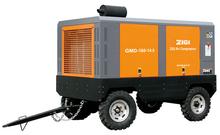 High Quality Cheap Price Portable Diesel Screw Air Compressor