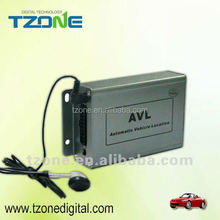 vehicle GPS tracker with ibutton and two way conversation AVL-05