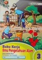 Buku Kerja IPA SD 3 KTSP Book