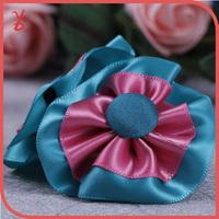 WT58 Korean super cute delicate ribbon wholesale children's hair band rubber band