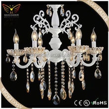 Hot sale newest hanging white decoation moroccan chandelier