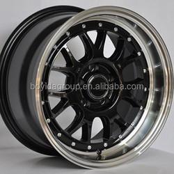 Super quality 5x108 5x112 5x120 5x114.3 5x120 alloy wheel rim