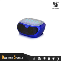 Factory direct sell mini cheap subwoofer bluetooth speaker 5w*2 new reative speakers