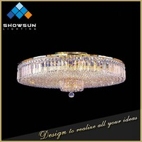 China factory custom-made luxury crystal illumination