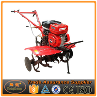 7hp Multi-function Power Tiller Trailer With Best Rotary Tiller Gearbox For Sale