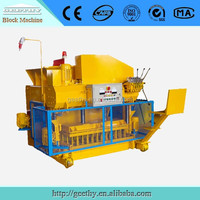 egg layer block making machine 1600s mobile brick making machine block maker machine