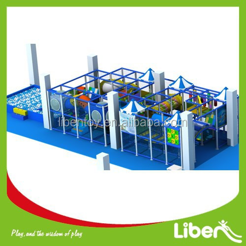 Commercial indoor playground equipment kids indoor play for Indoor play structure prices