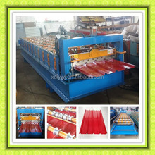 New Full Automatic Type Metal Roof Tile Roll Forming Making Machine
