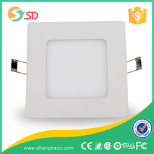 low price high lumen 45w 3000-6500k CRI gt 80 dimmable led panel light