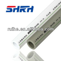 PP-R pipe for water supply PN16 polyethylene pipe