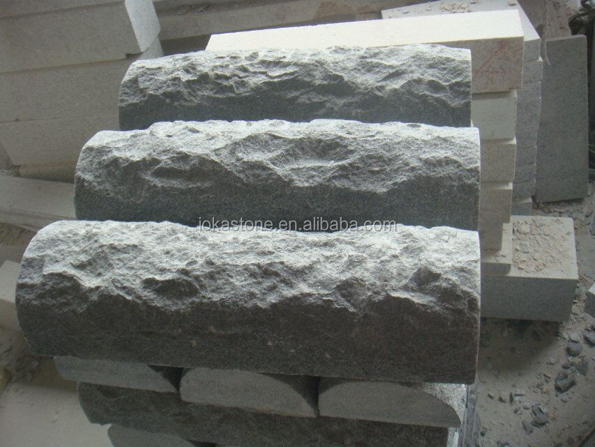 Granite Curb Pricing : Grey granite g curb pricing kerb parking