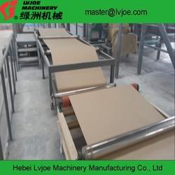gypsum board plant for construction building