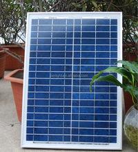 Top Supplier High Efficiency 12v 20w solar panel for led light