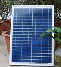 Top Supplier High Efficiency 20W poly soalr panel 20W soalr module 12v 20w solar panel for led light