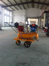 Thermoplastic Road Marking Paint Primer Spraying Machine