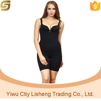 Yiwu market wholesale cheap women tight bodysuit for weight loss