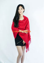 Extremely Soft Luxury Cashmere and Silk Scarf / Stole / Muffler