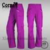 2015 long capri pants design outdoor camping hiking quick dry breathable convertible pants for women