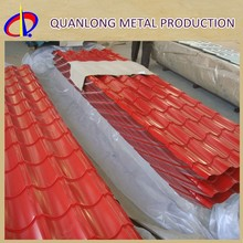 All Ral Color PPGI Prepainted Color Steel Roofing Sheet