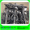 decor wrought iron metal scroll metal forging balusters prices