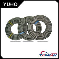 YUHO hot sale 304 stainless steel corrugated plumbing pipe prices