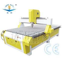 computer controlled wood carving machine for cutting, engraving wood, acrylic