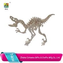 Cotowins supply tarset. Usa hot vente super 3d puzzle symbolique cadeau d'anniversaire nouvellement conception dinosaur cadeau