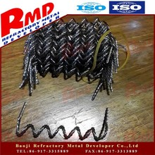 twisted tungsten wire filament price