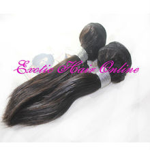Exotichair virgin hair 4pcs lot straight wholesale hair care products suppliers