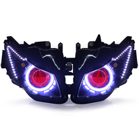 LED Motorcycle Lights LED projector Headlight Assembly for CBR1000RR 2012-2015