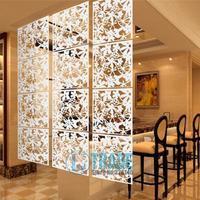 Современный минималистский пронзил стене висит - белый g108025