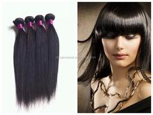 wholesale price 100% human indain virgin remy hair weave 100g bundle