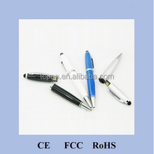 H-369-1 newest 3 In 1 Stylus Usb Pen with 100% Full Capacity usb