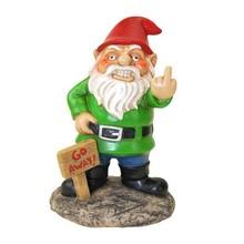 Angry man China supplier cheap Art gnome