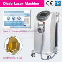 808nm diode laser hair removal system uses the most advanced technology that penetrates, More assured the mechanism