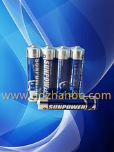 aaa size 1.5V Alkaline Battery