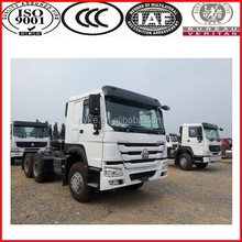 2015 hot selling Sinotruk HOWO 6x4 prime move low price sale