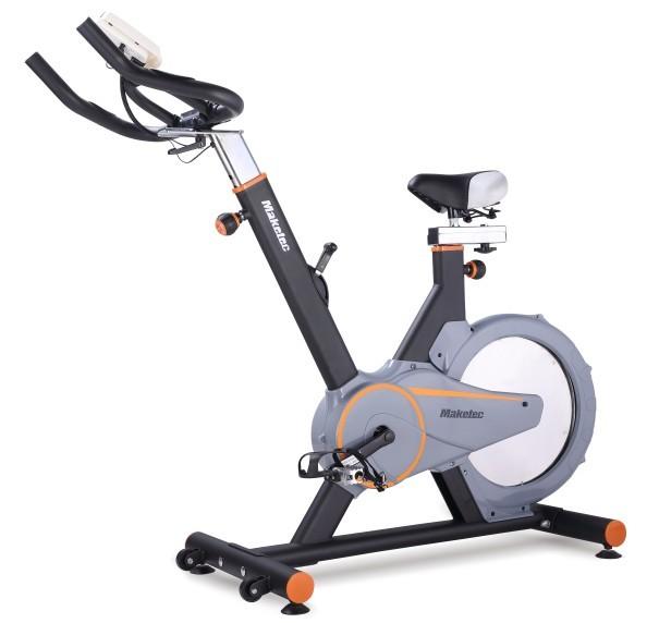 Pt commerciale ciclismo con trasmissione a cinghia esercizio fitness spinning bike