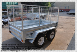 Truck Trailer Use and CE Certification Motorcycle&ATV trailer Regulators