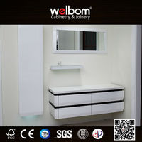 Made In China Best Quality Corner Vanity Cabinet
