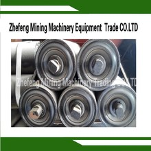 Anti corrosion Impact Idlers/impact roller For Mining transportation