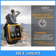 2015 Personal Adult Watch FitnessTracker Sleep Monitor Men Watch For Old Man SmartWatch Phone