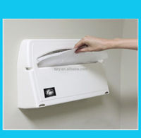 Toilet seat cover paper travel pack