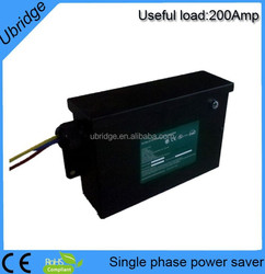 Single Phase Power Saver 200Amp Save Electricity Energy Box with 2 years warranty for Home Electric Energy Saver