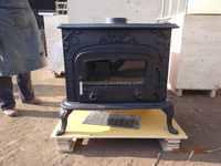 Factory direct selling cast iron wood burning stove (BSC001)