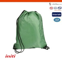 China hot cheap custom printed recycled polyester shoe bags