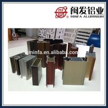 Portas e janelas de alumínio perfis de alumínio