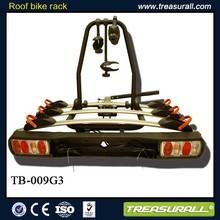 Best sale TB-009G3 Towbar Ball Mounted Rear Bike Rack Carrier For 3 Bikes